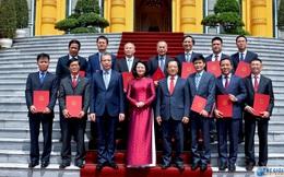 Phó Chủ tịch nước trao quyết định bổ nhiệm 12 Đại sứ Việt Nam tại nước ngoài