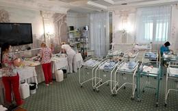 Dịch vụ đăng ký đẻ thuê ở Ukraine bùng phát trong mùa Covid-19