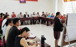 Hội LHPN tỉnh Hậu Giang tập huấn ứng phó với biến đổi khí hậu