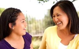 9 mẹo để có thể nói chuyện với con tuổi teen