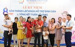 Gieo mầm hạnh phúc cho các gia đình hiếm muộn