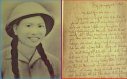 """Xúc động khi đọc lá thư gửi mẹ của """"Cô gái mở đường"""" trước ngày hy sinh"""