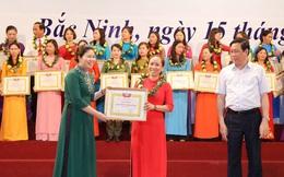 Bắc Ninh: Biểu dương 90 điển hình phụ nữ tiên tiến giai đoạn 2015-2020