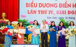 Hội LHPN Kon Tum: Vinh danh 15 tập thể và 39 cá nhân xuất sắc trong phong trào thi đua yêu nước
