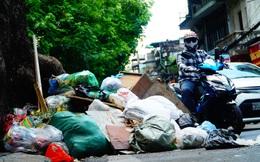 Hà Nội: Thực hiện biện pháp hành chính nếu cố tình chặn xe vào bãi rác Nam Sơn