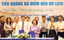 Vĩnh Phúc xúc tiến quảng bá điểm đến du lịch tại TPHCM