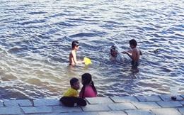Ẩn họa từ những bến tắm tự phát trên sông Hương