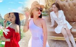 """Dáng đẹp như Minh Hương """"Nhật ký Vàng Anh"""" vẫn bị dìm hàng bởi kiểu áo siêu hot"""