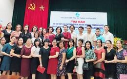 Hà Nội: Hỗ trợ phụ nữ khởi nghiệp, vượt khó hậu Covid-19
