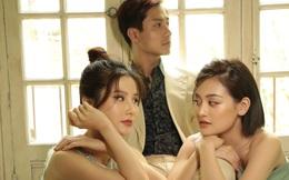 Diễm My 9X, Thùy Anh, Thanh Sơn kể chuyện tình tay 3 qua ảnh