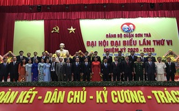 Bà Trần Thị Thanh Tâm được bầu làm Bí thư Quận ủy Sơn Trà