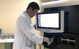 Hệ thống xét nghiệm chẩn đoán bằng sinh học phân tử hiện đại lần đầu triển khai tại Việt Nam