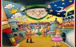 """""""Thành phố phép màu"""" và những chuyện phép thuật tuyệt vời cho trẻ"""