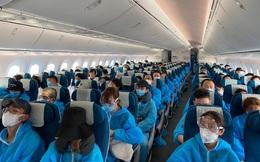 Việt Nam thực hiện chuyến bay đầu tiên đến Trung Quốc
