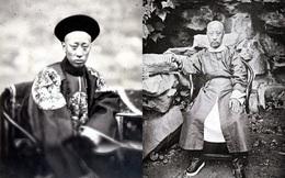 Loạt ảnh chân dung quý tộc cuối triều đại nhà Thanh dưới ống kính của nhiếp ảnh gia phương Tây