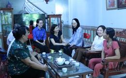 Hội LHPN tỉnh Bắc Giang tri ân các gia đình chính sách