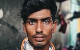 Thợ xây Ấn Độ bất ngờ nổi như cồn nhờ đôi mắt đẹp và thần thái như siêu mẫu