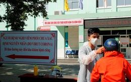 Sức khỏe của 2 ca nhiễm Covid-19 trong cộng đồng tại Đà Nẵng hiện ra sao?