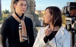 """Tình Yêu Và Tham Vọng vừa quay xong, Lã Thanh Huyền đã bị Nhan Phúc Vinh """"lừa đẹp"""""""