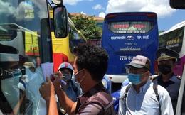 Huế tạm ngưng các tuyến vận tải hành khách đi Đà Nẵng và ngược lại