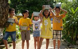 Quỹ sữa Vươn cao Việt Nam và Vinamilk tiếp tục hành trình kết nối yêu thương tại TP.HCM