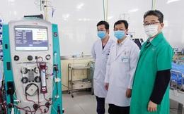 JICA hỗ trợ Bệnh viện Chợ Rẫy phòng chống Covid-19