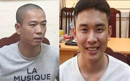Công an Hà Nội đã bắt giữ được 2 tên cướp Ngân hàng BIDV