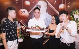 Quang Hà chi cả trăm triệu tổ chức sinh nhật cho anh trai Quang Cường