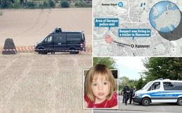 Cảnh sát Đức đào xới vườn để điều tra vụ bé gái mất tích 13 năm trước