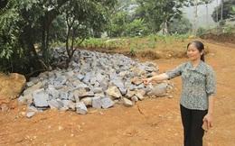 Hiến gần 600 mét đất mở rộng đường giao thông, giúp thay đổi diện mạo nông thôn