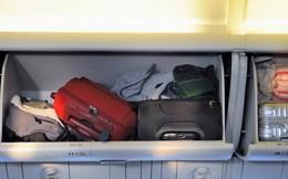 Lý do mỗi người chỉ được mang 7kg hành lý xách tay: Biết được bạn sẽ không dám làm trái