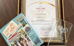 """Giải thưởng toàn quốc về thông tin đối ngoại: Sách """"Con đã về nhà"""" đoạt giải Nhì"""