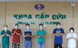 4 trường hợp mắc Covid-19 ở Việt Nam được công bố khỏi bệnh
