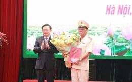 Thiếu tướng Nguyễn Hải Trung giữ chức Giám đốc Công an Hà Nội