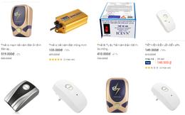 Khuyến cáo chị em tránh bị lợi dụng, lừa đảo khi mua bán các thiết bị tiết kiệm điện