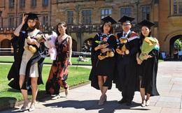 """""""Bong bóng"""" sinh viên quốc tế của đại học Australia đã vỡ"""