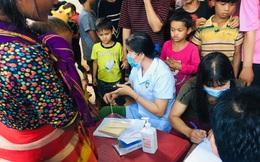 Gia Lai phát hiện thêm 3 ca dương tính bạch hầu và xin 100.000 mũi vaccine