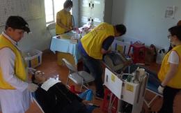 """""""Bệnh viện nhân đạo di động"""" chăm sóc sức khỏe bà mẹ, trẻ em vùng biên giới Đắk Nông"""