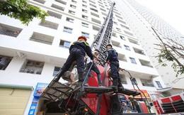 19 chung cư Hà Nội vi phạm PCCC, nhiều chung cư chây ỳ không khắc phục