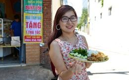 Người mang bún đậu mắm tôm nổi tiếng Hà Thành đến Đà Nẵng