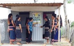Phụ nữ Gia Lai chung tay xây mới và đưa vào sử dụng trên 1.770 nhà tiêu hợp vệ sinh