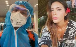 """Trở về sau 4 tháng kẹt ở Bali, Minh Tú lại """"gặp họa"""", bị đồn đòi hỏi khi cách ly"""