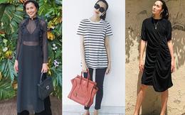 """Là tín đồ thời trang triệu người theo dõi, Hà Tăng cũng có lúc """"lọt hố"""" sao mặc xấu"""