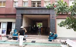 TPHCM: Phong tỏa 1 block chung cư Thái An do liên quan người phụ nữ nghi nhiễm Covid-19