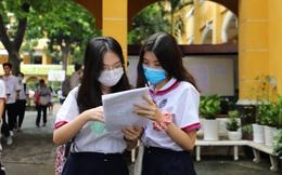 """TPHCM: Nhiều thí sinh """"dễ thở"""" với bài thi Khoa học tự nhiên"""