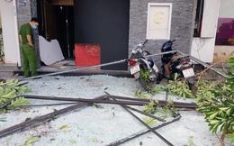 Hà Nội: Nổ lớn cạnh chi nhánh ngân hàng, 2 người nhập viện cấp cứu