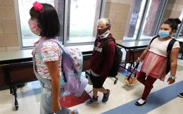 Số trẻ em Hoa Kỳ nhiễm Covid-19 tăng nhanh