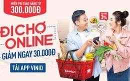 """VinID """"bắt tay"""" VinMart triển khai tính năng Đi chợ online tại Đà Nẵng"""