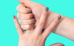 Vị trí xoa bóp bàn tay có thể giúp ngăn chặn 7 bệnh ai cũng sợ mắc phải