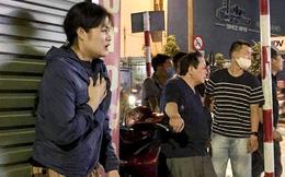 Sau vụ gãy thang treo lắp kính, Hà Nội yêu cầu rà soát, dừng các công trình mất an toàn